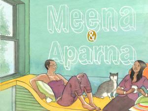 Meena & Aparna