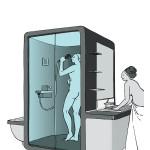 Prefab Bath 15
